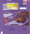 Milka, Alpine milk chocolate, Chocolate dessert, 100g, 06.06.2008, Kraft Foods Manufacturing GmbH & Co.KG, Bremen, Germany