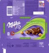 Milka, milk chocolate with whole hazelnuts, 100g, 06.11.2011, Kraft Foods Espana Commercial, S.L., Madrid, Spain