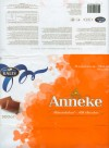 Anneke, milk chocolate, 300g, 07.05.2007, AS Kalev Chocolate Factory, Lehmja, Estonia