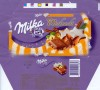 Milka Weihnacht, milk chocolate with hazelnuts, almonds, einnamon, 100g, 13.11.2006, Kraft Foods Romania S.A., Brasov, Romania