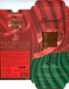 Kandia 1890, Moments, Mint kiss, from the luscious cocoa beans of the toory coast, 100g, 18.05.2006, S.C.Kandia-Excelent S.A, Bucharest, Romania