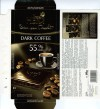 Passion pour chocolat, dark chocolate 55% with coffee, 80g, 07.2006, Heidi Chocolats Suisse S.A., Jud.Ilfov, Romania