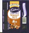 Milk chocolate with hazelnuts, 100g, 14.02.2006, Cadbury South Africa Ltd., Port Elizabeth, South Africa