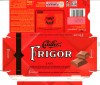 Frigor, milk chocolate with a creamy almond and hazelnut filing, 100g, 17.04.2003, Caillers, Switzerland