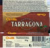 Tarragona, milk chocolate with whole hazelnuts, 32g, 01.10.1998