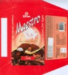Maestro, compound chocolate with milk cream, 100g, 04.2009, Elvan Gida San. Ve Tic. A.S., Istanbul,  Turkey
