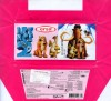 Chocolate bar, 55g, 11.2008, Ersa Sakiz Sekerleme Ve Gida San. Tic. Ltd, Istanbul, Turkey