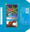 Tiger, milk chocolate like with coconut, 100g, 12.03.1996