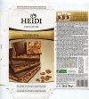 Heidi Grand Or, Florentine, Milk chocolate with crispy layer of caramelized almonds, 100g, 21.04.2016, S.C. Heidi Chocolat S.A, Romania