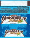 Almond Joy, milk chocolate with coconut and almonds, 17g, 2006, Hershey, Pennsylvania, U.S.A
