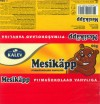 Mesikapp, milk chocolate with wafer, 50g, 09.1999