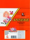 Anneke, milk chocolate, 100g, 06.1997