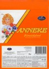 Anneke, milk chocolate, 50g, 13.03.2006, Kalev, Lehmja, Estonia