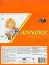 Anneke, milk chocolate, 100g, 19.06.2006, Kalev, Lehmja, Estonia