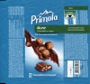 Primola, milk chocolate with roasted hazelnuts, 80g, 11.10.2014, Kandia Dulce S.A, Bucharest, Romania