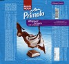 Primola, milk chocolate with whipped cream filling, 100g, 14.03.2013, Kandia Dulce S.A, Bucharest, Romania
