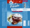 Primola, milk chocolate with baked apple jam and vanilla filling, 100g, 28.06.2012, Kandia Dulce S.A, Bucharest, Romania