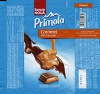 Primola, milk chocolate with caramel cream filling, 100g, 06.11.2012, Kandia Dulce S.A, Bucharest, Romania