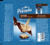 Primola, milk and white chocolate with crispy cereals, 90g, 04.02.2014, Kandia Dulce S.A, Bucharest, Romania
