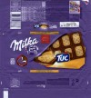 Milka, milk chocolate with TUC cookies, 87g, 11.11.2012, Kraft Foods Espana Commercial, S.L., Madrid, Spain