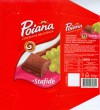 Poiana, milk chocolate with raisins, 100g, 13.11.2006, Kraft Foods Romania, Brasov, Romania