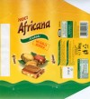 Africana, milk chocolate with almonds, 100g, 17.02.2006, Kraft Foods Romania, Brasov, Romania
