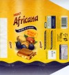 Africana, milk chocolate with raisins and nuts, 100g, 25.09.2005, Kraft Foods Romania, Brasov, Romania