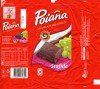 Poiana, chocoalte with raisins, 100g, 08.02.2011, Kraft Foods Romania S.A, Bucuresti, Romania