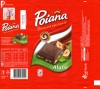 Poiana, chocoalte with hazelnuts, 100g, 01.01.2011, Kraft Foods Romania S.A, Bucuresti, Romania