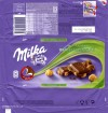 Milka, milk chocolate with hazelnuts, 100g, 17.06.2011, Kraft Foods Romania S.A, Bucuresti, Romania