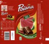 Poiana, milk chocolate with watermelon, 100g, 22.11.2012, Kraft Foods Romania S.A, Bucuresti, Romania