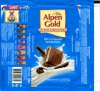 Alpen gold, milk chocolate, 100g, 19.07.2010, Kraft Foods Russia, Pokrov, Russia