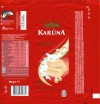 Karuna, aerated white chocolate, 80g, 12.06.2012, Kraft Foods Lietuva, Kaunas, Lithuania