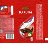 Karuna, milk chocolate with nuts and raisins, 100g, 16.05.2012, Kraft Foods Lietuva, Kaunas, Lithuania