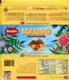 Marabou, Mango, milk chocolate with mango, 180g, 18.09.2010, Kraft Foods Sverige, Angered, Sweden