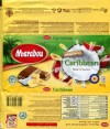 Marabou, Caribbean, limited edition, milk chocoalte with coco and banana, 180g, 20.02.2011, Kraft Foods Sverige, Angered, Sweden