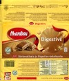 Marabou Digestive, milk chocolate with cookies, 200g, 31.10.2011, Kraft Foods Sverige, Angered, Sweden