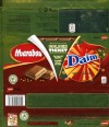 Golden ticket, daim milk chocolate, 200g, 06.02.2013, Kraft Foods Sverige, Sweden