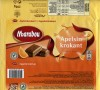 Marabou, Apelsin krokant, milk chocolate with orange, 200g, 28.09.2013, Kraft Foods Sverige, Sweden
