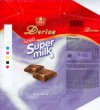 Dorina, milk chocolate, 80g, 05.2003, Kras, Zagreb, Croatia