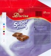 Dorina, milk chocolate, 80g, 18.08.2006, Kras, Zagreb, Croatia