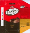 Dorina, dark chocolate, 80g, 10.05.2007, Kras, Zagreb, Croatia