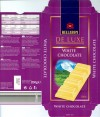 Bellarom, De Luxe, white chocolate, 200g, 30.09.2009, Lidl Stiftung&Co.KG, D-74167 Neckarsulm, Germany