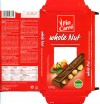 FinCarre, milk chocolate with whole nuts, 100g, 31.05.2011, Lidl Stiftung&Co.KG, D-74167 Neckarsulm, Germany