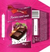 Tablet with raisins and hazelnuts, 100g, 30.12.2011, Lidl Stiftung&Co.KG, Neckarsulm, Germany