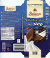 Bellarom, milk chocolate meets NEO, 200g, 15.11.2016, Lidl Stiftung&Co.KG, Neckarsulm, Germany