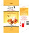 Whole milk chocolate with peach-apricot yogurt cream, 100g, 02.2009, Lindt & Sprungli AG, Switzerland
