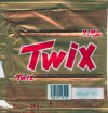 Twix, milk chocolate covered caramel and biscuit, 58g, 14.05.1994