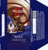 Mio Delizzi ,milk chocolate, 100g, 04.02.2014, Made in Poland for Maxima Group, UAB