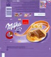 Milka, Alpine milk chocolate with candied orange peel, 100g, 31.12.2007, Kraft Foods Manufacturing GmbH & Co.KG, Lorrach, Germany
